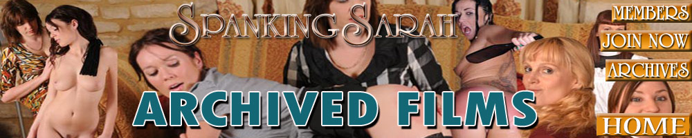 Spanking Sarah archived films