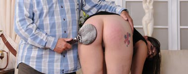 Punished at Spanking Sarah