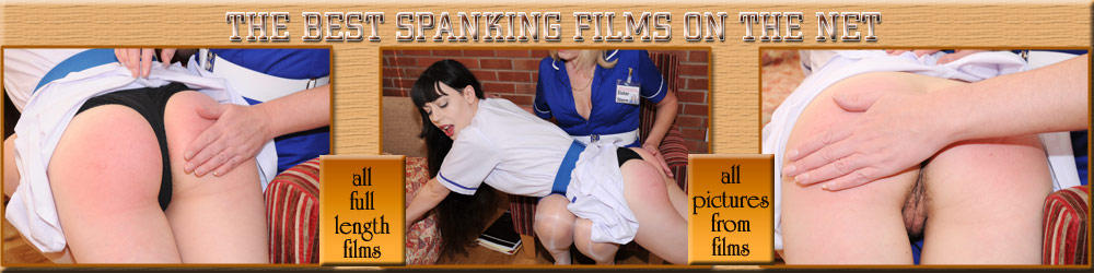 This spanking will sort you out