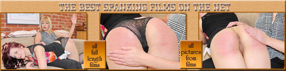 A spanking for new girl Victoria